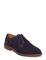 Ricardo Low lace shoes - MARINE
