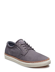 Bari Low lace shoes - GRAY