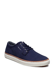Bari Low lace shoes - MARINE