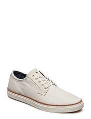Bari Low lace shoes - OFFWHITE
