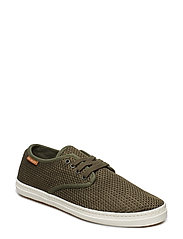 Frank Low lace shoes - KHAKIGREEN