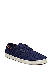 Frank Low lace shoes - MARINE