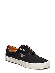 Hero Low lace shoes - BLACK