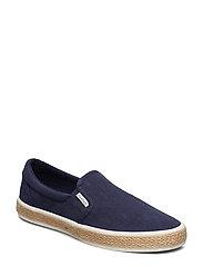 Fresno Slip-on shoes - MARINE