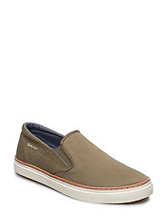 Bari Slip-on shoes - KALAMATAGREEN