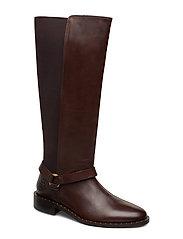 Hampton Long shaft boot - BROWN