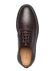 Fargo Low lace shoes
