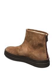 Creek Mid Zip boot