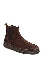 Creek Chelsea - DARK BROWN