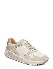 Cocoville Sneaker - BR.WHT./CREAM/BEIGE