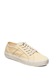 Pinestreet Low laceshoes - LIGHT YELLOW