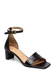 Alabasta Sandal - BLACK