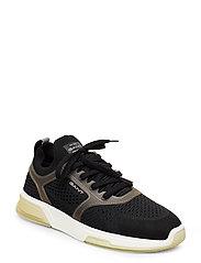 Hightown Sneaker - BLACK