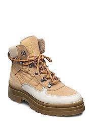 Windpeak Mid lace boot - MULTI BEIGE