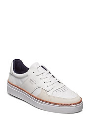 Mc Julien Cupsole low - BRIGHT WHITE