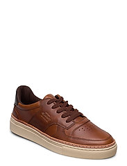Mc Julien Cupsole low - COGNAC