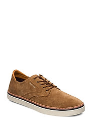 Prepville Cupsole low - TOBACCO BROWN