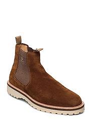 Roden Chelsea boot - COGNAC