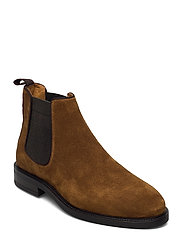 Flairville Chelsea - TOBACCO BROWN