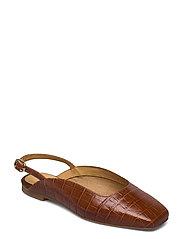 Bellyn Sandal - COGNAC CRO.OPTICS