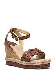 Ivalice Wedge Sandal - TAN