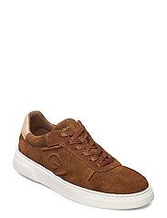 Joree Sneaker - COGNAC