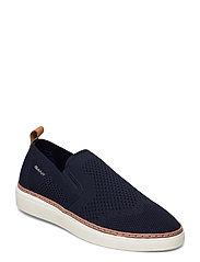 San Prep Sneaker - MARINE