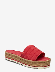 Cape Coral Sandal - WATERMELON RED