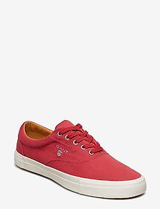 Hero Low lace shoes - CARDINALRED