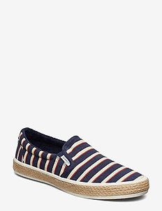 Fresno Slip-on shoes - MARINE