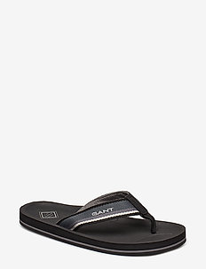 Breeze Flip-Flop - BLACK/GREY