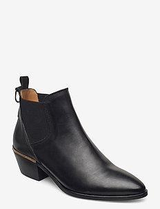 Lizzi Chelsea - chelsea boots - black