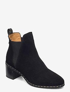 Johanna  Chelsea - chelsea støvler - black