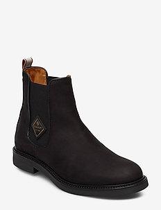 Ashley Chelsea - chelsea boots - black