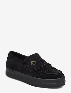 Aurora Slip-on shoes - BLACK