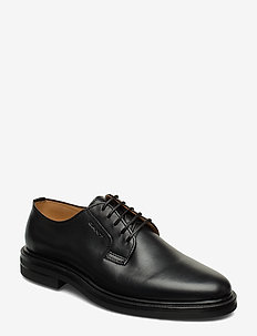 Fargo Low lace shoes - chaussures lacées - black
