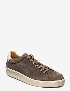 Tampa Low lace shoes - low tops - taupe