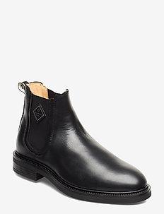 Martin  Chelsea - chelsea boots - black