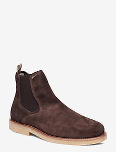 Barkley Chelsea - chelsea boots - dark brown
