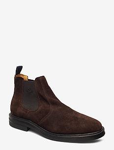 Fargo Chelsea - chelsea boots - dark brown