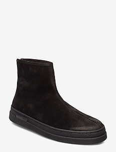 Creek Mid Zip boot - BLACK