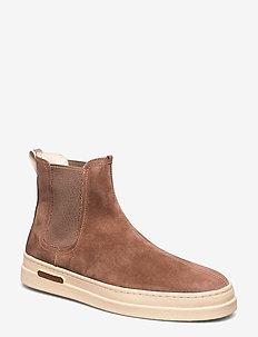 Creek Chelsea - chelsea boots - mud brown