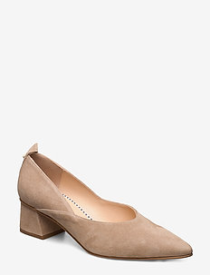 Addipose Pumps - klassiske pumps - beige