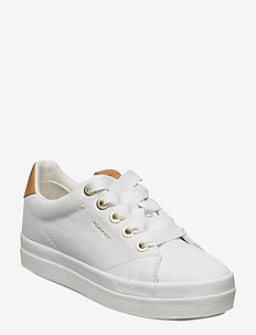 Avona Sneaker - matalavartiset tennarit - bright white