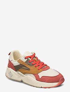 Nicewill Sneaker - BR.CORAL/FUDGE CARAMEL