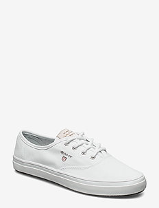 Preptown Low lace shoes - BRIGHT WHITE