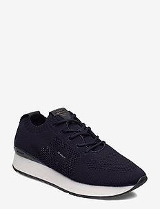 Bevinda Sneaker - low top sneakers - marine