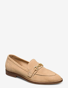 St Beeton Loafer - loafers - beige