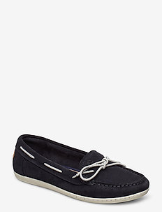 Pinkhill Moccasin - loafers - marine