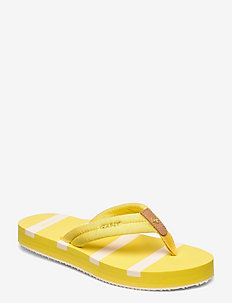 Lemonbeach Flip-Flop - flip flops - mimosa yellow